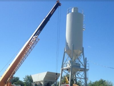 Ready Mix Concrete Batch Plant Manufacturer Tennessee